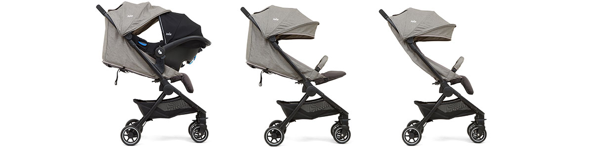 Joie pact | Pint-sized Perfect Stroller | Explore Joie